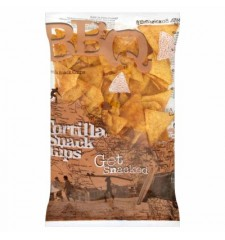 Snack Tortilla Chips BBQ 800g