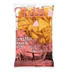 Snack Tortilla Chips Chili 800g
