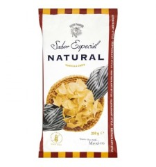 Sabor Especial Tortilla Chips Natural 120g